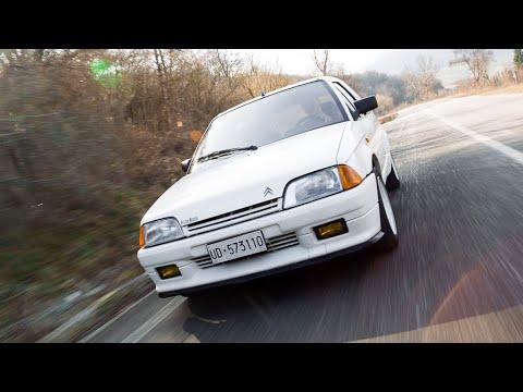 Citroen AX Sport, 95 Cavalli Di Puro Godimento