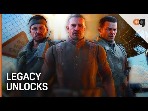 Black Ops 4: How to Unlock NEW Legacy Characters in Blackout (Mason, Menendez, Reznov & Woods Guide)