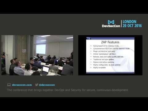 Automating OWASP ZAP