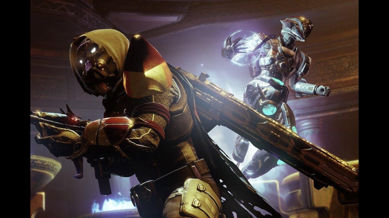 Destiny 2 ➤ Прохождение #24 ➤ Титан ➤ Разрывное течение