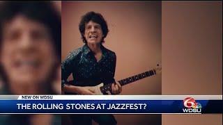 Rolling Stones Jazz Fest