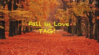 Fall In Love TAG! & OOTD! Thumbnail