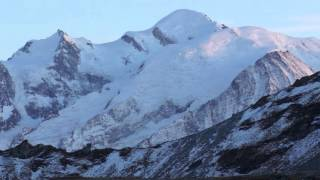 Timelapse Alps (Mont Blanc, lacs des Laouchets)