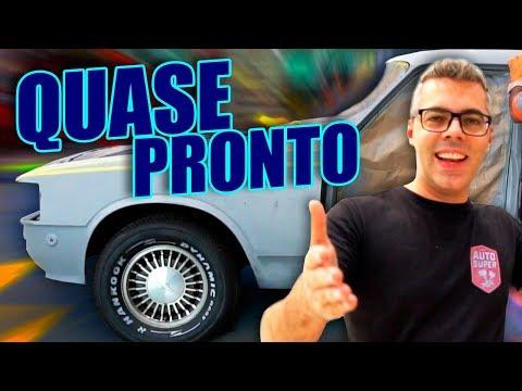 OPALA COMODORO 1989 DO SEU ZÉ PRONTO PARA PINTAR (ft. Tonimek)