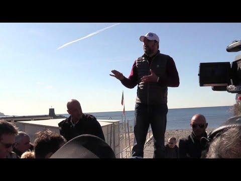 """Elezioni in Sardegna, Salvini rompe ancora il silenzio elettorale: """"Oggi vinciamo"""""""