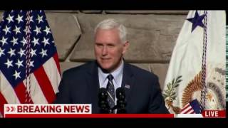 Rachel Maddow Explains Why Pence Is Going Down With Trump For Russia