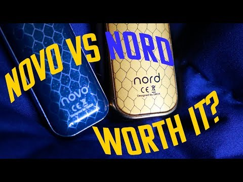Smok Novo Vs Nord - Which One Is Right For You?