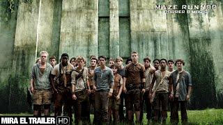 MAZE RUNNER: Correr o Morir - Segundo Trailer Subtitulado en Español (HD)