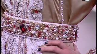 صباحيات - Sabahiyat 2M: -Leila Hadioui- La nouvelle collection de la styliste Anouar Tayka