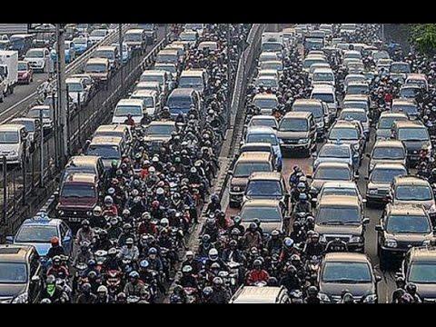 jakarta indonesia traffic - photo #18