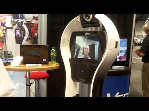 InfoComm 2014: VGo Defines Robotic Telepresence Solution