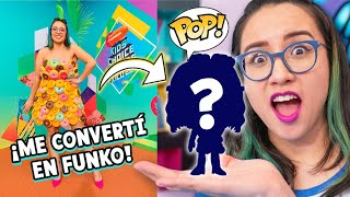ME CONVERTÍ EN FUNKO POP 😱 ✂️ CRAFTINGEEK