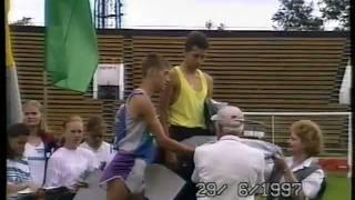 Ю.Борзаковский-Первенство России 1997 г. среди юношей