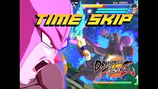 FighterZ HIT - Time Skip: Which Saiyan Supers Can Hit's Level 3 Beat?