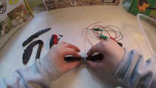 2 adet AA Pil Kullanarak Basit bir Elektroliz Yapmak için nasıl!