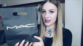 BIG HAUL ♡ MAC, Michael Kors, Ralph Lauren, Victoria's Secret | Andziaks ♡
