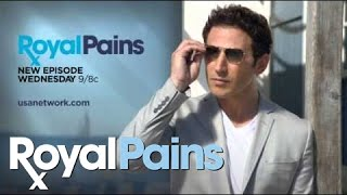 "Royal Pains - Season 5, Eps 5 - ""Vertigo"" Promo"
