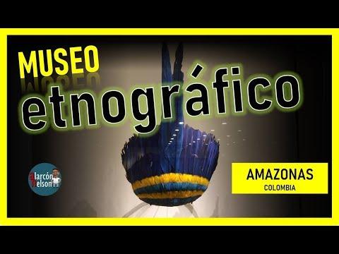 Visita al Museo Etnográfico de Leticia - Amazonas