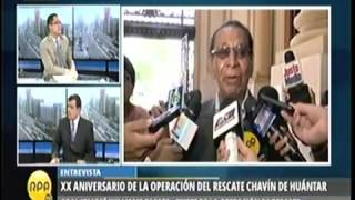 ENTREVISTA AL GRAL WILLIAMS ZAPATA - TV-10/RPP 21ABR17