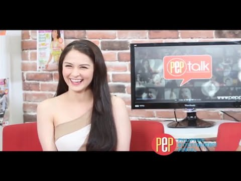 PEP Talk: Marian Rivera on why she's not yet ready to marry Dingdong Dantes - 동영상