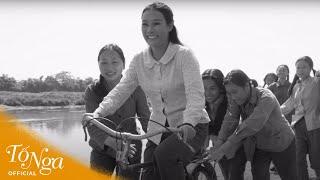 Cúc Ơi - NSƯT Tố Nga - Tri ân 10 cô gái ngã ba Đồng Lộc (#ToNga)