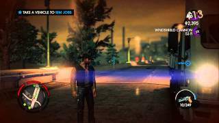 Saints Row 4 - Free Roam Shennanigans