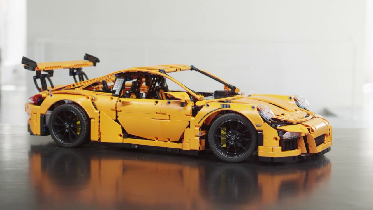 42056 porsche 911 gt3 rs lego technic youtube. Black Bedroom Furniture Sets. Home Design Ideas