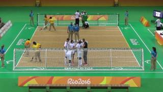 Paralympic Games 2016 Goalball Male ALG 0 x 10 GER