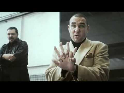 Vinnie Jones'  Handsonly CPR funny short film