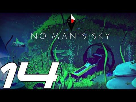 No Man's Sky - Gameplay Walkthrough Part 14 - Toxic Planet & Farming Gold
