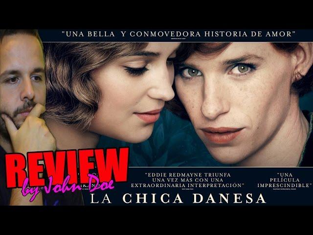 The Danish Girl - La chica danesa - CR�TICA - REVIEW - HD - Eddie Redmayne - Alicia Vikander