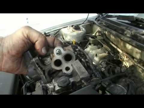2001 Mazda 626 2 0l Petrol Egr Valve Removal Amp Cleaning