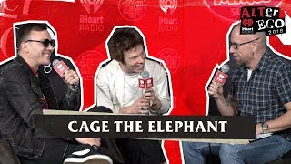 Cage The Elephant Talks With Rod Ryan at ALTer Ego
