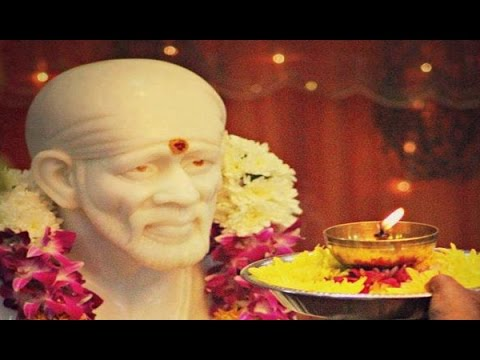 Full Aarti | Shree Sai Baba | Hindi Devotional Song
