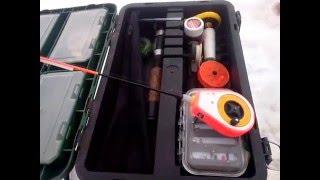 Электронная удочка для зимней рыбалки своими руками