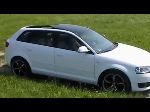audi a3 sportback mtm 2 0 tdi dotz s line youtube. Black Bedroom Furniture Sets. Home Design Ideas
