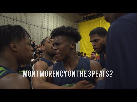 MONTMO COMPLETES THE 3PEAT! | Montmorency vs Brébeuf | RSEQ PROVINCIAL FINAL | March 4 2018