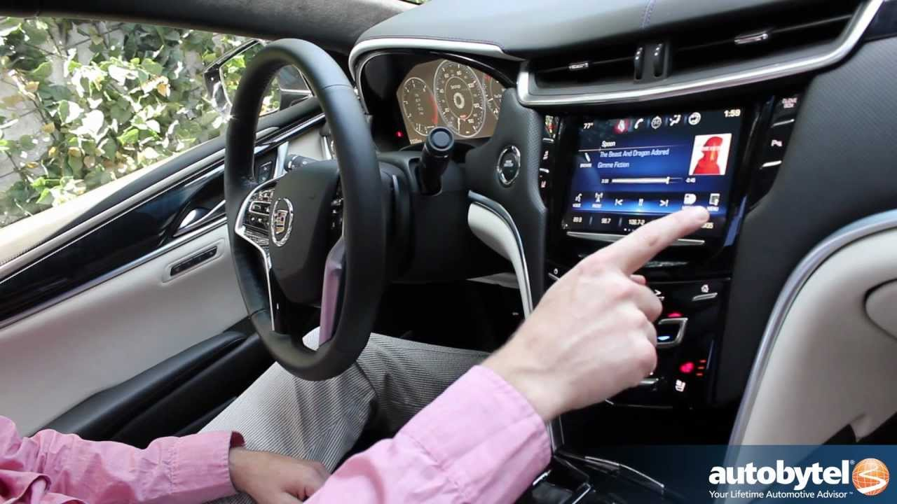 Does The 2017 Cadillac Xt5 Have A Cd Player | Motavera.com