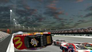 NASCAR Racing 2003 Blowovers #4
