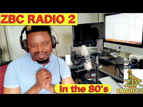 ZBC Radio 2 in the 80's - Zimbabwean Youtuber