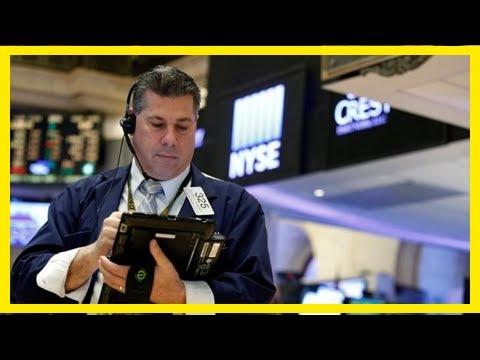 Breaking News | Wall street edges higher; u.s. fed meeting in focus