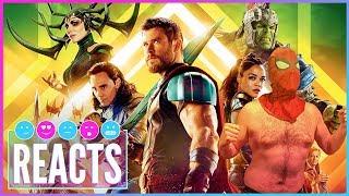 Thor: Ragnarok Review - Kinda Funny Reacts