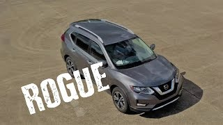 2018 Nissan Rogue SL Review