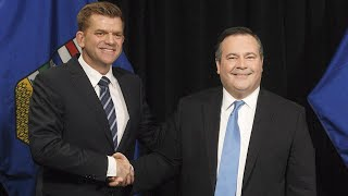 Alberta Progressive Conservative and Wildrose parties have reached an agreement in principle to form a consolidated party. PC Leader Jason Kenney says he and Wildrose Leader Brian Jean will ?park? their egos in the leadership race.