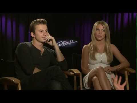 Julianne Hough & Kenny Wormald Talk About