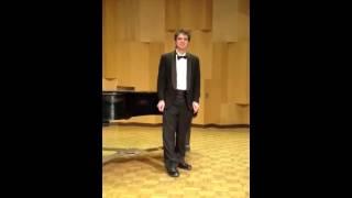 Brandon Keith Biggs CSUEB Junior Recital part 10