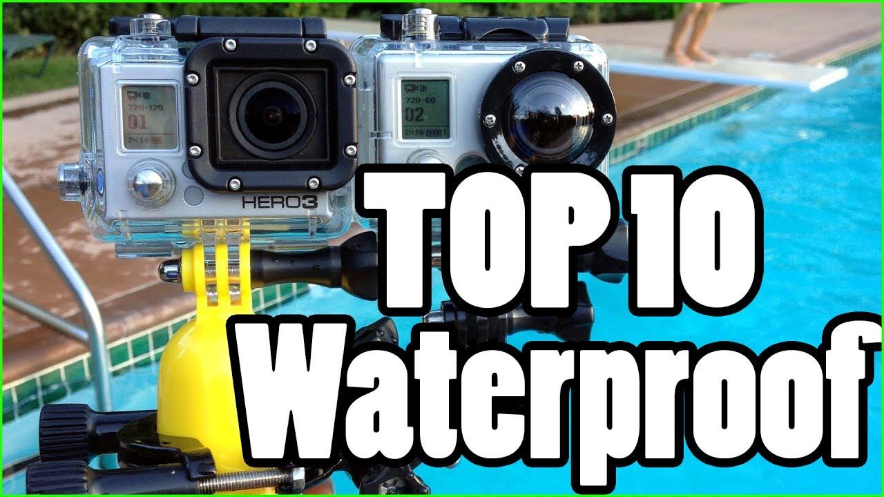 Top 10 Best Gopro Waterproof Cases In 2018 Youtube Blackout Housing 3rd Party For Hero3 Hero4