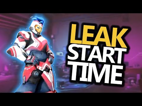LEAKED Anniversary Event Start Time & Bastion's Old Ultimate (Overwatch News)