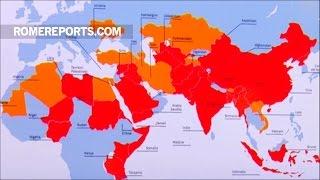 334 triệu Kitô hữu bị bách hại trên thế giới, theo thống kê của Quỹ Hỗ Trợ Giáo Hội Khi Cần