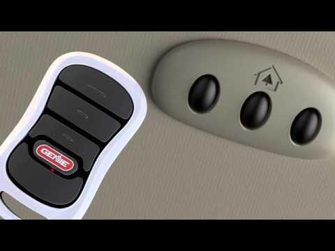 universal garage door openerUniversal Garage Door Opener HomeLink for Genie Intellicode 2